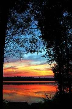 sunset somewhere