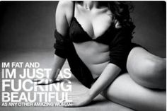 Plus size quote, and i be good with my plus size