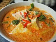 Vegan Tofu Panang Curry Recipe