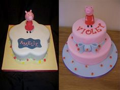 How to make a Peppa Pig Cake Topper - Tutorial | Casa Costello