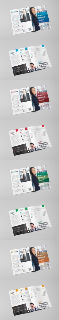 Creative GYM Tri-Fold Template Brochure Templates Brochure - fitness brochure template