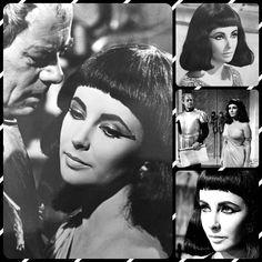 Elizabeth Taylor Cleopatra, Mona Lisa, Artwork, Work Of Art, Auguste Rodin Artwork, Artworks, Illustrators