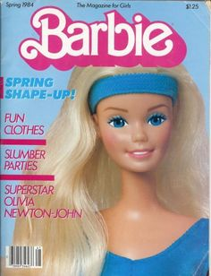 Barbie magazine loved this as a kid