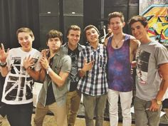 The first this I noticed was JC being weird but then just look at Connor...he looks like he's hiding something