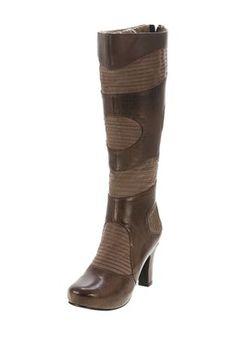 Lake Knee-High Heel Boot