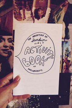 Sunshine Girl activity booklet!