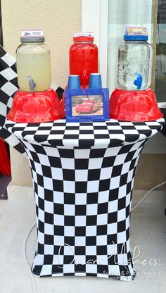Disney Cars Birthday Party Ideas | Photo 1 of 38 | Catch My Party