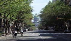 Avenida de Mayo Buenos Aires  @ www.buenosairesstay.com