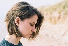 Hair cut off tumblr