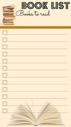 Book list fatma