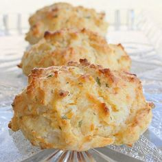 Cheddar biscuits. EXACTLY like Red Lobsters EXACTLY!