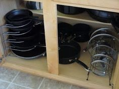 The Good Wife: The Organized Kitchen, Part 1 - Pots and Pans