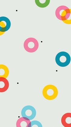 Tinybop Hollowcircles by Tuesday Bassen Geometric Patterns, Geometric Circle, Textures Patterns, Color Patterns, Print Patterns, Circle Pattern, Pattern Art, Pattern Design, Retro Pattern