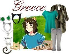 Hetalia Greece