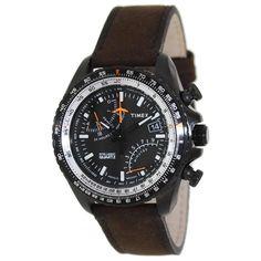 Relógio Timex Intelligent Quartz Fly-Back - T2P102