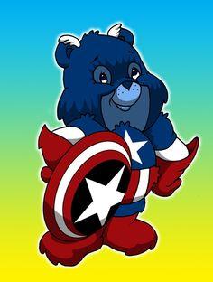 Care Bears Cartoon Clip Art Images - Care Bears Characters ...