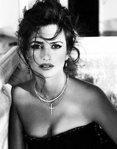 Penelope Cruz prachtige vrouw!