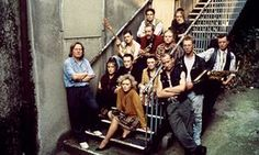 'I never met an Irish person who didn't like it' … Alan Parker's 1991 film adaptation of The Commitments.
