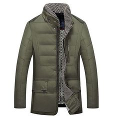 men's clothing Down 90% white duck down winter coats man coats, jackets casual jackets mens