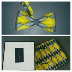 Shadidi Mens Butterfly Flower Bee Classic Tie Necktie