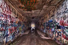 Graffiti under Bridge | Flickr - Photo Sharing!