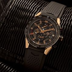 TAG Heuer Carrera Heuer -01 Rose Gold