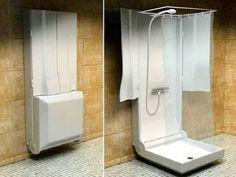 Image result for sprinter van shower
