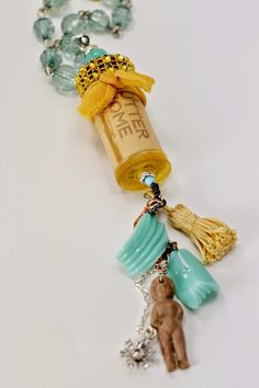 Amazing Mold Putty: Take your Corks for a SWIM... Faux Wax Technique with Lynne Suprock