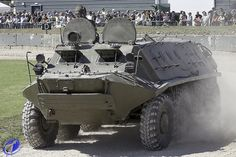 BTR-80 Amphibious Armoured Personnel Carrier