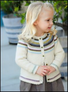 Playful Stripes cardigan from Never Not Knitting ~ I d love to knit well  enough 491d840c1238