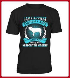 Neapolitan Mastiff Cute TShirt - Maus shirts (*Partner-Link)