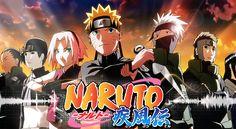 Naruto (ナルト) é uma série de animê e mangá criada por Masashi Kishimoto e serializada na revista semanal Weekly Shōnen Jump desde 1999. Recebeu adaptação para animê em 2002, produzida pelo Studio Pierrot e exibida pela TV Tokyo, seguida de Naruto Shippuden em fevereiro de 2007, correspondente à segunda parte do mangá.   /   Segunda fase (episódios em lançamento)