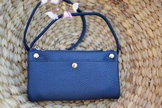 Navy Too Late Bag – Winsome Hanger