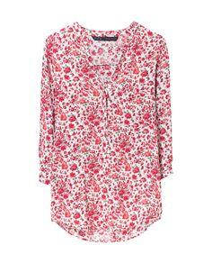 For Anne - Image 5 of LOOSE FIT PRINTED BLOUSE from Zara - $49.90