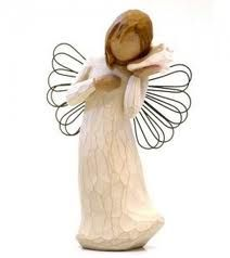 Thinking of you -Willow Tree Angel