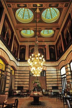 Byron & Bo | Slim Paley Pera Palace Hotel, Istanbul