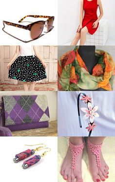 Fashion Forward Treasury by Danae P on Etsy--Pinned with TreasuryPin.com