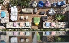 #outdoor #exterior #beanbag #beanbags #madeingreece #design #pouf #poofomania #summer