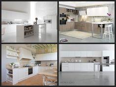 """Progettare una #cucina non è facile. Prima di pensare a materiali e colori, è importante scegliere la #forma. Con #isola o #penisola, a #L o ad #U o semplicemente #lineare, ad ognuno la sua cucina sempre a seconda delle esigenze e degli spazi. Leggete questa guida Houzz su """"Quale Forma della Cucina Scegliere"""" ph. cucine di Aurora Cucine, #Alison #Tilly #Jolie #Nuance #edilpuglia #cucine #auroracucine #aurora #houzz #consigli #scelte #architettura #design #progettazione #progettare"""