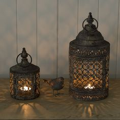 Baby Lattice Moroccan Style Candle Lantern by The Flower Studio, the perfect gift for Explore more unique gifts in our curated marketplace. Moroccan Garden, Moroccan Decor, Moroccan Style, Lantern Candle Holders, Candle Lanterns, Candles, Garden Lanterns, Metal Lanterns, Lanterns Decor