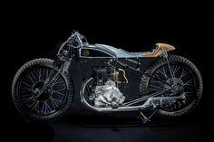 Against The Grain: A Vintage Fabrique Nationale with Wood Trim - Bike EXIF
