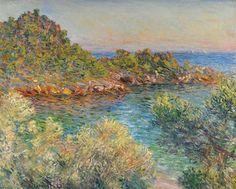 Claude Monet, PRÈS MONTE-CARLO