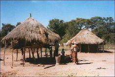 Zambia mini village