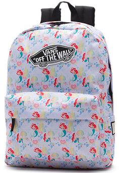Vans Wms Disney - The Little Mermaid