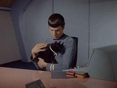 Leonard Nimoy/Spock