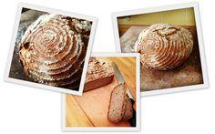 Das Bessunger Sauerteigbrot - zwei Varianten   #glutenfrei #glutenfree #Sauerteigbrot