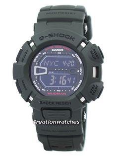 Casio G-Shock Mudman G-9000-3 G9000-3 Mens Watch dd9ad0eb10