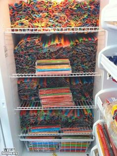 @Andrea Steed is this your freezer? :)