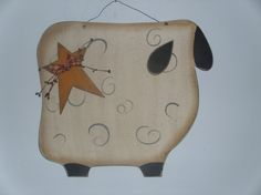 Hey, I found this really awesome Etsy listing at http://www.etsy.com/listing/120673614/large-primitive-sheep