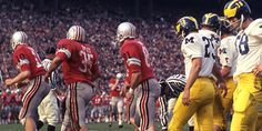 1968 - Arguably the finest Ohio State team in history uses a dominating 50-14 win over Michigan and a 27-16 come-from-behind victory over O.J. Simpson and No. 2 Southern California in the Rose Bowl to earn the school's fifth national championship.